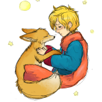 малкият принц за любовта