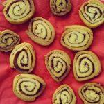 маслени канелени бисквити