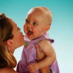 бебешко парти онлайн с разговор за първите моменти