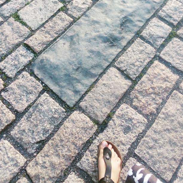 малки стъпки
