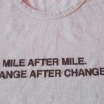 Миля след миля, промяна след промяна