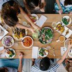 Ефектите на споделеното, осъзнато хранене